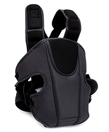 3 In 1 Baby Carrier Dark Grey And Black - CA-5011