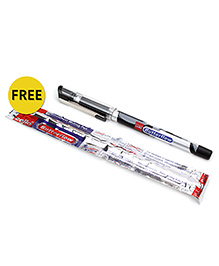 Cello Butterflow Ball Pen - Black