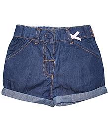 FS Mini Klub Casual Shorts - Denim Blue