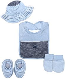 FS Mini Klub Cotton Accessory Set - Blue