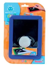 Simba Words Of Toys Plastic Mini Chalk Blue