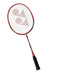 Yonex Muscle Power Badminton Racket Red - Height 21 Inches