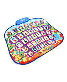 Mitashi Skykidz Touch And Learn Play Mat Learning Toy - Multi Color