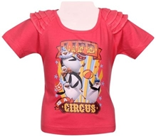 Madagascar - Half Sleeves Top with Madagascar Toons