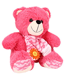 Funzoo Sunny Bear Soft Toy - Height 11 Inches