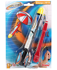 Simba Flying Zone Omega 2010 Rocket Set