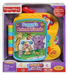 Fisher-Price - Laugh & Learn - Puppy's Animals Friends