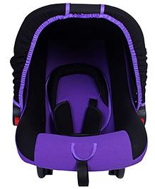 Infant Car Seat Cum Carry Cot - Purple