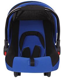 Infant Car Seat Cum Carry Cot Blue And Black - BB-5B-1