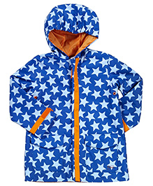 i play Blue Star Raincoat