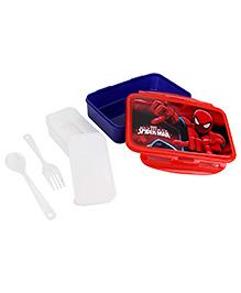 Cello Homeware Enigma Lunch Box Big - Red and Blue
