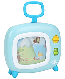 Smoby Cotoons Musical TV - Blue