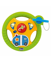 Chicco Baby Driver - Green And Yellow