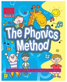 The Phonics Method Book IV - English