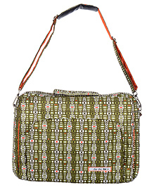 JuJuBe Jungle Maze Laptop Carrier
