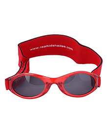 MFS Kids Red Flames Sunglasses