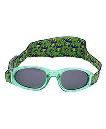 MFS Kids Green Frogs Sunglasses