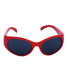 Flex Kids Red Sunglasses