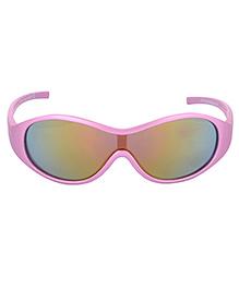 Racer Kids Pink Sunglasses