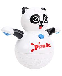 Smile Creations Animal World Panda Tumbler - White
