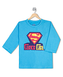 Acute Angle Super Girl Toddler Tee