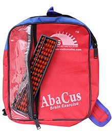 Avas Abacus Kit Level 1 - Red