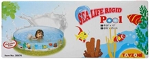 Toyzone Sea Life Rigid Pool