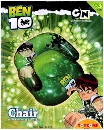 Toyzone - Ben 10 Chair