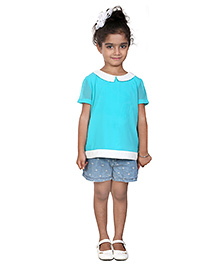 Chatterbox Peter Patter Top