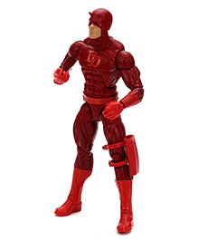 Spiderman Funskool Daredevil Action Figure - Red