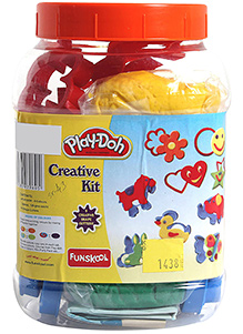Funskool - Play-Doh Creative Kit