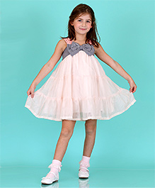 Bonny Billy & Blue Tent Pattern Dress - Pink
