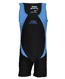Imagica Sleeveless Legged Swimsuit - Black