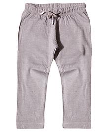 Babys Locker Grey Joggers