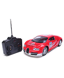 Fast And Furious Remote Controlled Car R89 - Red