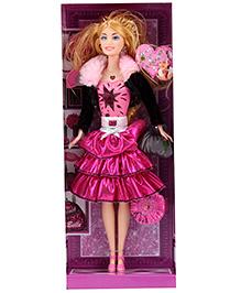 Smiles Creation Bell Fashion Girl Deep Pink - 29 cm