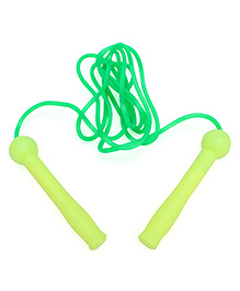 Kumar Toys Skipping Rope Full Size Green - 288 cm