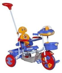 Mee Mee Easy to Roam Tricycle - Blue