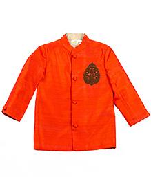 Little Stars Prince Coat - Orange