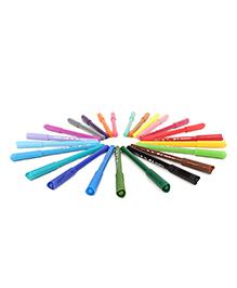 Maped Felt Tips Color Sketch Pen Pack of 24