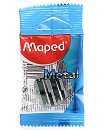 Maped Classic Metal 1H Blister - Grey