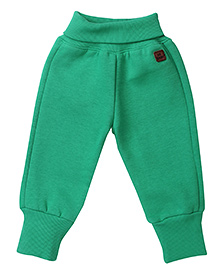 Little Kangaroos Solid Color Track Pant - Kelly Green