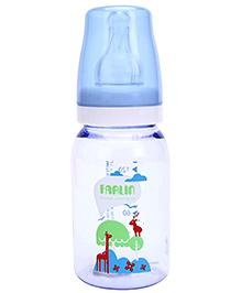 Farlin Feeding Bottle Blue - 120 Ml