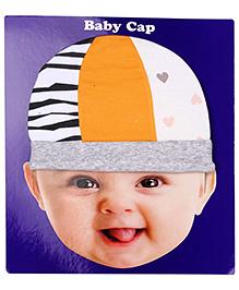 Ben Benny Bonnet Cap Multi Print - Multicolour - 636595a