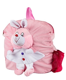 O Teddy Shoulder Bag Light Pink - Height 13 Inches