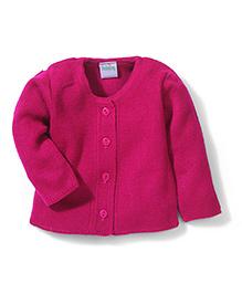 Babyhug Front Open Sweater