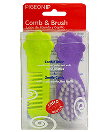 Pigeon - Comb And Brush