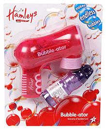 Hamleys Infinite Bubbles Gun - Pink