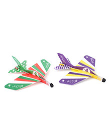Hamleys New Color Ways Hand Gliders - Pack of 1