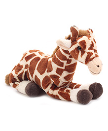 Hamleys Lying Giraffe - 8 Inches